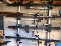 Halfords Bike racks (2) for sale,