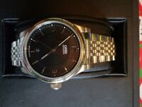 Mens Oris classic automatic watch