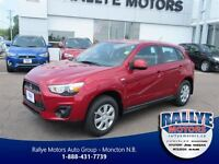 2015 Mitsubishi RVR ES... YES only $54 WEEKLY  with 0%