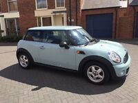 MINI ONE 1.6 PEPPER 3DR 2011! 12 MONTHS MOT! LOW MILEAGE! MUST BE SEEN!!!