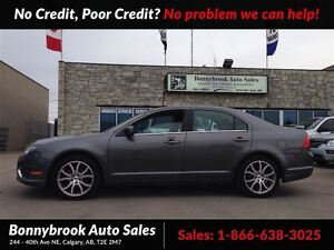 2011 Ford Fusion SEL AWd with leather p/sunroof