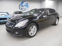 2011 Infiniti G37X ALL WHEEL DRIVE! LOADED! FINANCING AVAILABLE