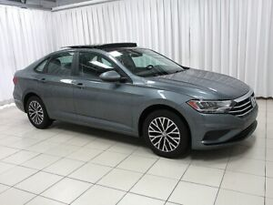 2019 Volkswagen Jetta Highline! TSi Turbo! Sunroof, Heated seats