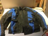 Motor cycle / bike jacket size XL