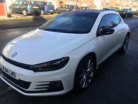 VOLKSWAGEN SCIROCCO GT 2.0 TDI BLUEMOTION TECH 3dr, HIGH SPEC/ LOW MILES/ FSH/ CONTACT FOR MORE INFO