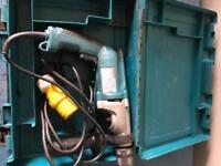 Makita drill HP2051 110v