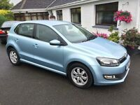 VOLKSWAGEN POLO 1.2 TDI DIESEL, 2012, FREE ROAD TAX **FINANCE THIS TODAY FROM £37.50 PER WEEK***