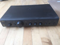 Arcam Alpha 8 Amplifier in good condition. Includes phono stage.