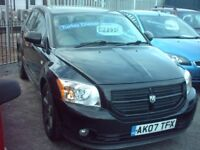 colchester cracking dodge caliber 2.0 diesel , manual , 07 , jet black 01206 397415