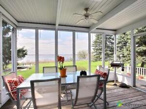539 000$ - Maison 2 étages à vendre à Contrecoeur