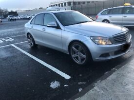Mercedes c class 2008 220 cdi auto**full year mot**