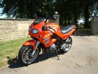 Triumph Sprint RS 955i excellent condition 10,641 miles Full Service History 12 months MOT 2 Owners