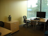 Private office at Richmond Lansdowne