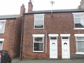 2 bed end terrace to rent within 5 minutes of chesterfield town centre - shirland street s417nh