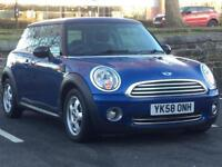 MINI COOPER 1.4 2009 (58 REG)*£3399*VERY LOW MILES*FULL SERVICE HISTORY*LONG MOT*PX WELCOME*DELIVERY