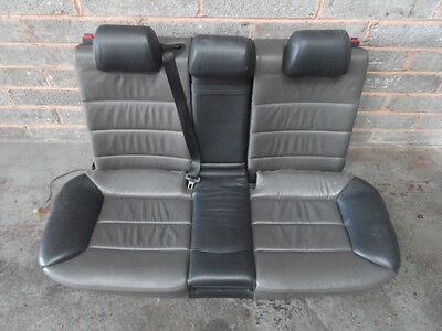 AUDI A6 ALLROAD C5 2003 REAR LEATHER SEATS