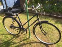 Ladies 1960's BSA bike. . Rides ok