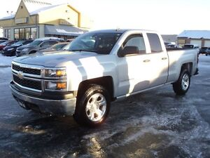 2014 Chevrolet Silverado 1500 DoubleCab 4X4 6.6ft Box