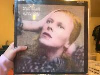 "David Bowie original vinyl 12"" 1971"