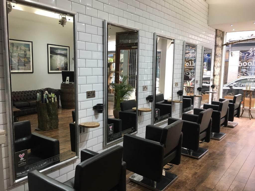 Salon furniture mirrors chairs hairdressing chairs hairdressing mirrors