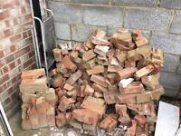 Free bricks/ rubble
