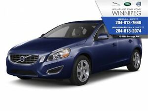2012 Volvo S60 T5 Level II *INCOMING LOCAL TRADE*