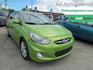 2013 Hyundai Accent GLS * ROOF | SAT RADIO | BLUETOOTH | H SEATS