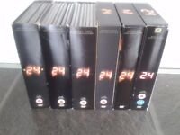 24 Dvd box set