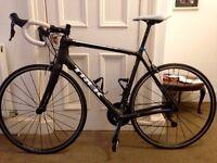 2016 Trek Emonda Road Bike - 58cm Carbon
