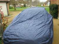 Halfords Car Cover - Large Size