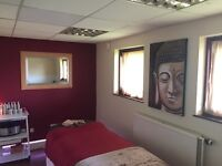 Beauty room to rent in Romsey