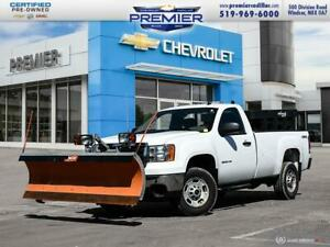 2012 Gmc SIERRA 2500HD WT Reg Cab Long Box 4WD 1SA