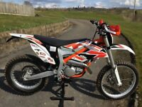 2015 KTM Freeride 250R (Purchased April 2016) - GBP 4500 ONO