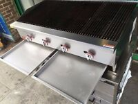 CHARCOAL COMMERCIAL RESTAURANT TAKEAWAY CAFE KITCHEN GRILL FASTFOOD CATERING FLAME CUISINE MEAT