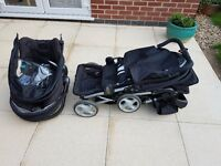 Graco Tandem Double Pushchair! Used but great condition!