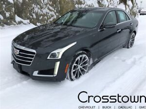2016 Cadillac CTS 3.6L Luxury Collection/ Heated Front Seats/