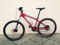 Kona Cinder Cone bike, 27speeds, hydraulic brakes, amazing ride.