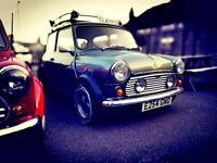 Classic Austin Mini Mayfair 1988 998cc Auto