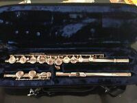 Trevor James flute TJ10x III 28236