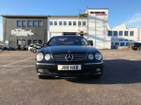 Mercedes-Benz CL 5.5 CL600 2dr£12,495 p/x welcome RARE 500BHP BI TURBO (52 reg), Coupe 109,000 miles