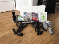 Black Nintendo wii huge bundle £££ spent