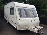 Bailey caravan 2000