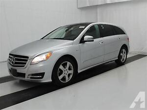 2012 Mercedes-Benz R-Class R 350 BlueTec -- PANORAMA GLASS ROOF
