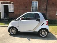 Smart FourTwo 1.0 MHD Passion