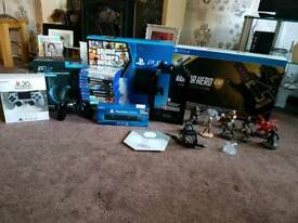 Playstation 4 massive bundle 17 games plus more!