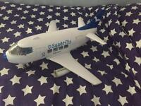 Playmobil aeroplane