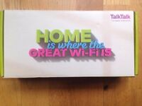 TALK TALK SUPER ROUTER HUAWEI HG633 NEW UNOPENED