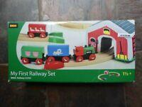 Brio My First Railway Set