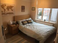 Double room to rent 2 bed flat