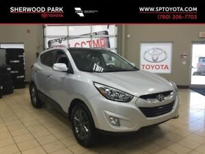 2015 Hyundai Tucson GLS-Heated Seats and Rear View Camera!